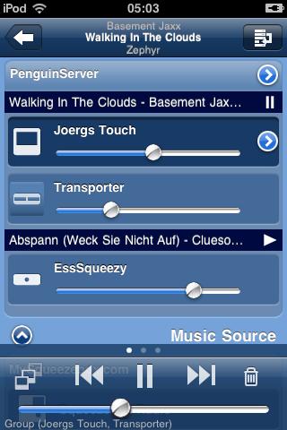 MultiPlayer Control