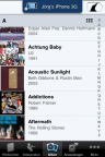 Albums on iOS 4