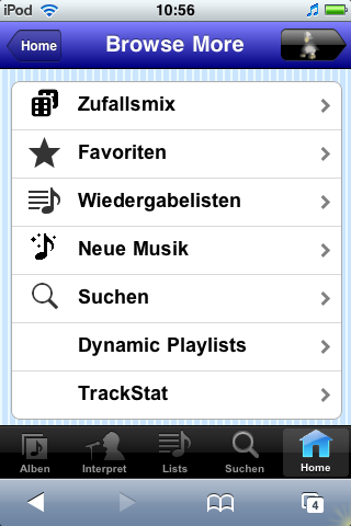 Browse More German Version with Plugins