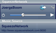 Access SqueezeNetwork
